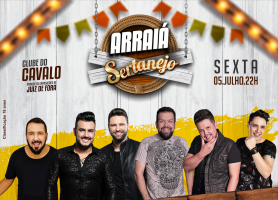 Arraiá Sertanejo